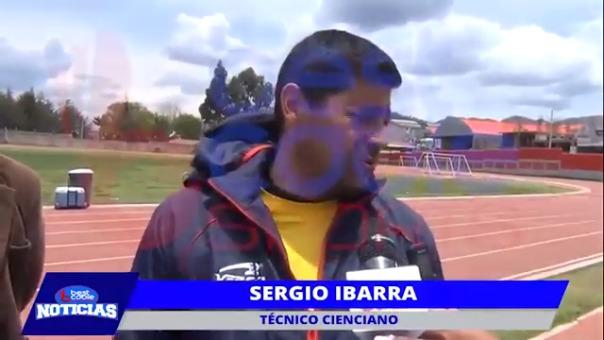 Sergio Ibarra está enfadado por los audios que se han filtrado en los últimos días.