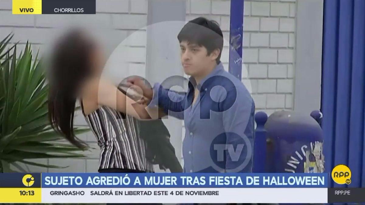 El agresor de una joven a la salida de una fiesta de Halloween fue identificado.