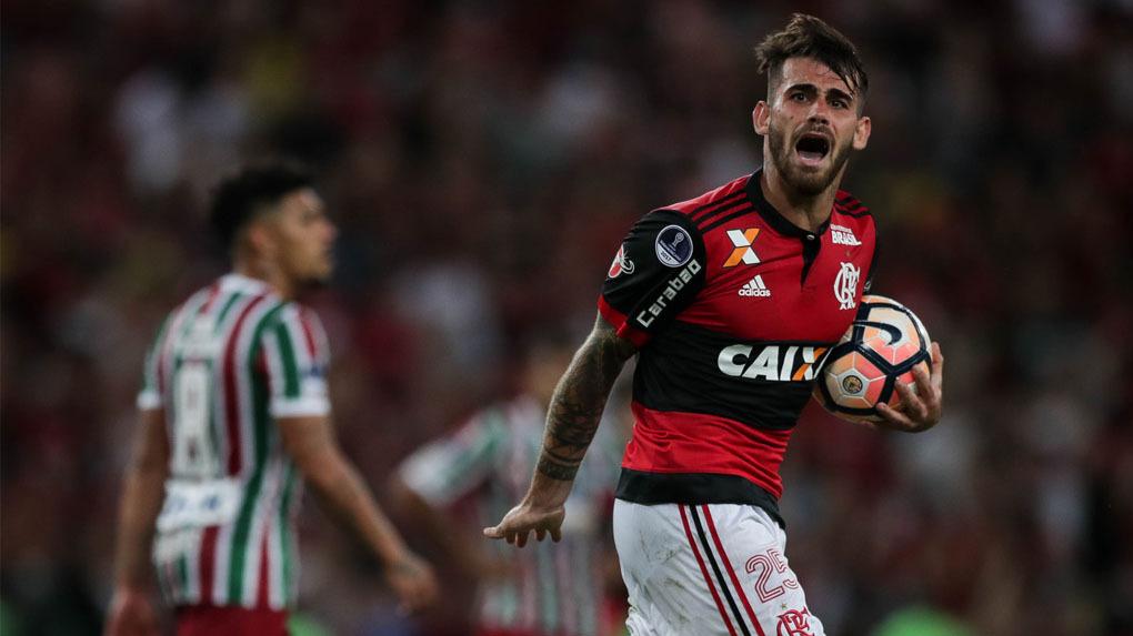 Flamengo jugará las semifinales de la Copa Sudamericana.