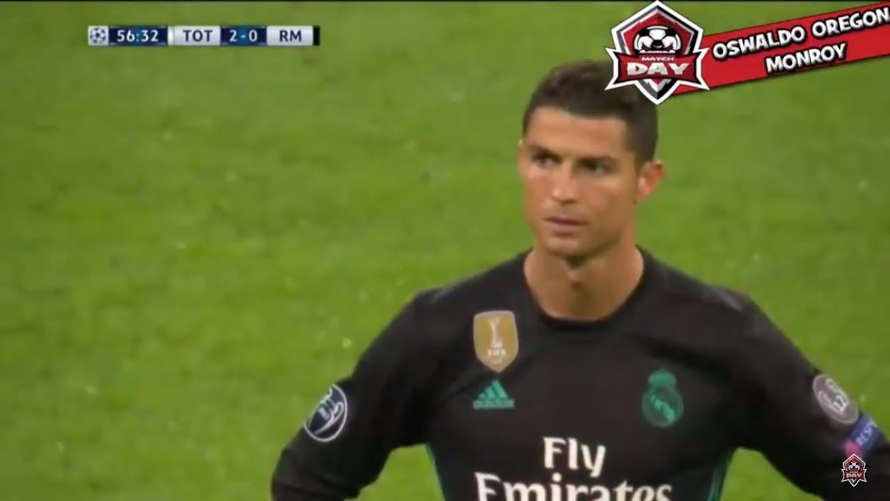 Cristiano Ronaldo lleva seis goles en la actual edición de la Champions League.