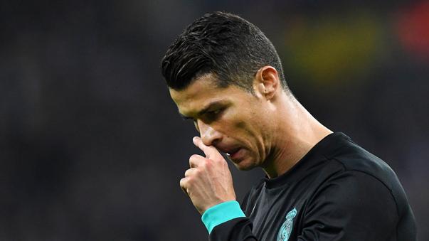Cristiano Ronaldo tiene un valor de 100 millones de euros, según Transfermarkt.