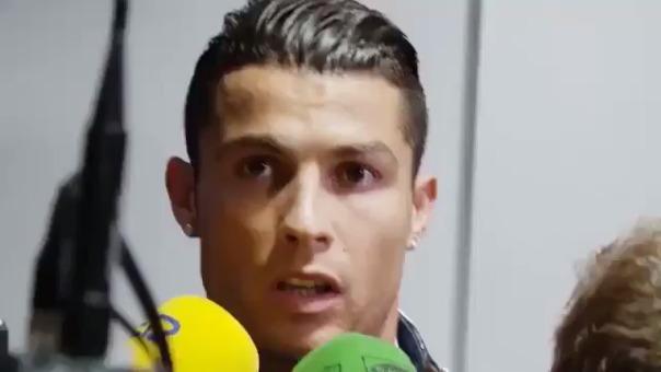 Revisa la declaración de Cristiano Ronaldo tras el Tottenham 3-1 Real Madrid.