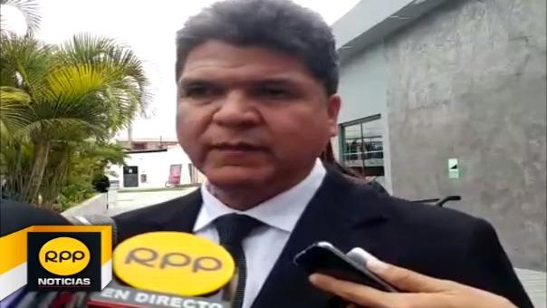 Doctor Zapata pidió a la ciudadanía confiar en el trabajo de los administradores de justicia