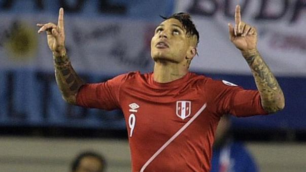 Paolo Guerrero lleva 24 goles en su carrera con la Selección Peruana.