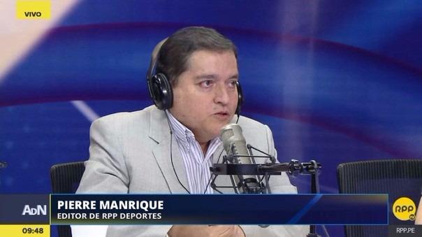 Falsas acusaciones y hasta amenazas circularon en redes sociales contra Pierre Manrique.