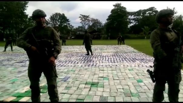 Colombia logró con este operativo golpear las finanzas del Clan del Golfo.
