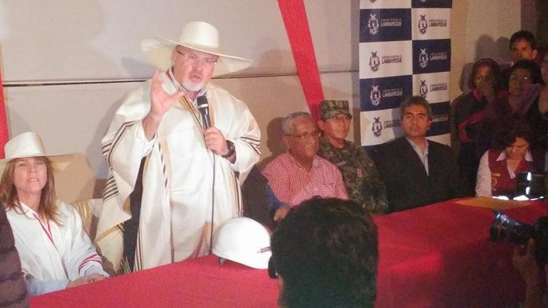 Ministro de Vivienda, Construcción y Saneamiento inauguró obra de Av. Los Incas en La Victoria.