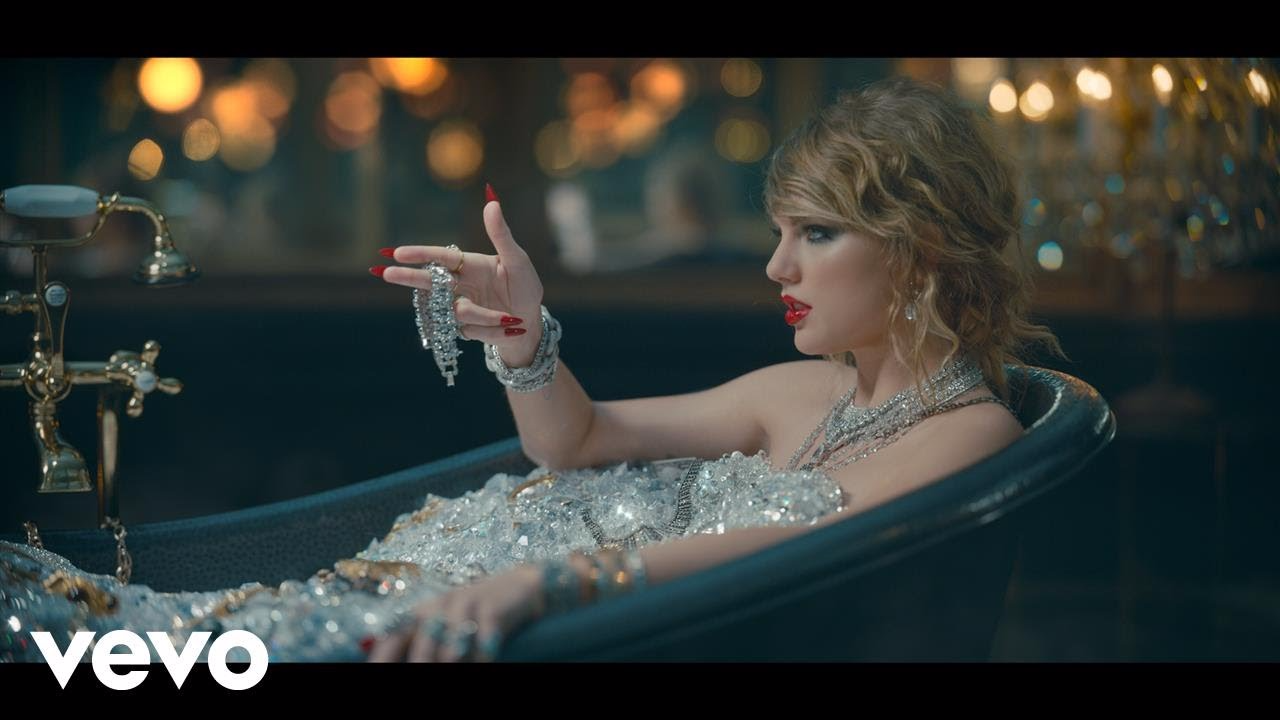 El tema 'Look What You Made Me Do' podría llevar a Taylor Swift a ser la ganadora absoluta de los Premios MTV EMA.