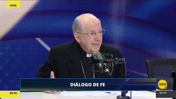 El cardenal Juan Luis Cipriani pronosticó un buen resultado para el Perú en el duelo del miércoles.