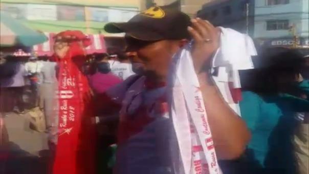 Venta de camisetas en Chiclayo.
