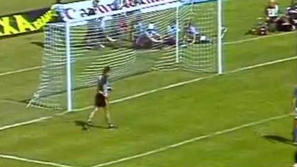 Perú empató 1-1 con Italia, que terminaría siendo campeona del mundo.