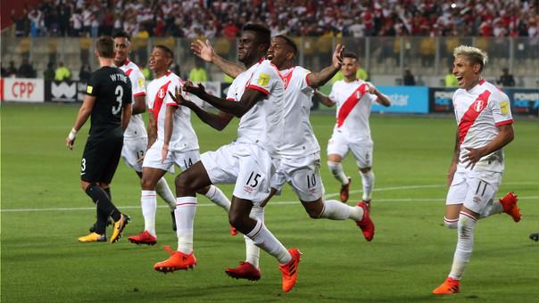 La Selección Peruana sumó su 5 triunfo en el 2017