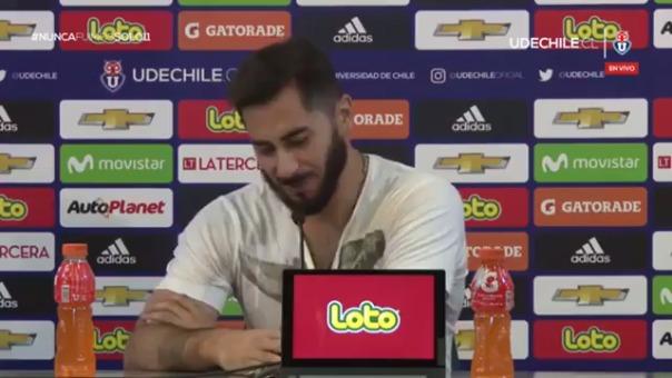Estas fueron las palabras de Johnny Herrera sobre la Selección Peruana.