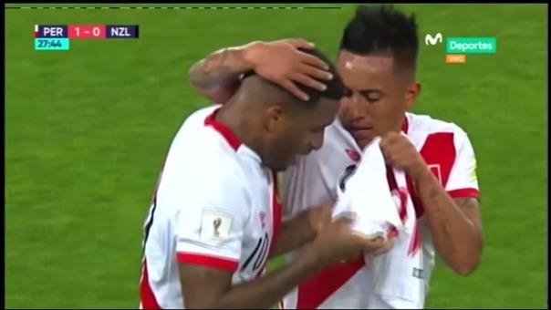Mira los goles de Jefferson Farfán y Christian Ramos que nos llevaron a Rusia 2018.