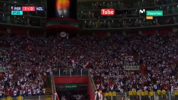 Revisa el relato chileno de Alberto Jesús López durante los 90 minutos del Perú vs. Nueva Zelanda.