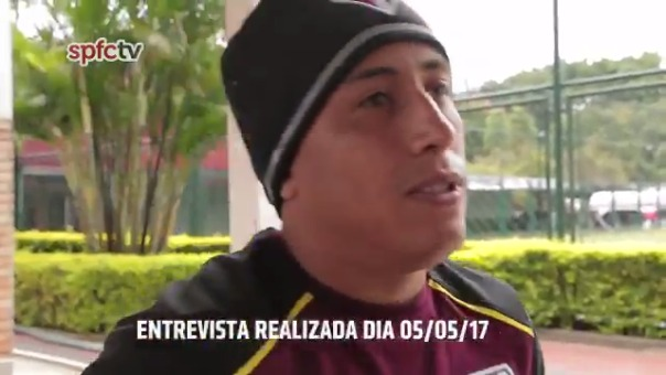 Esto decía Christian Cueva sobre las chances de Perú para llegar a Rusia 2018.