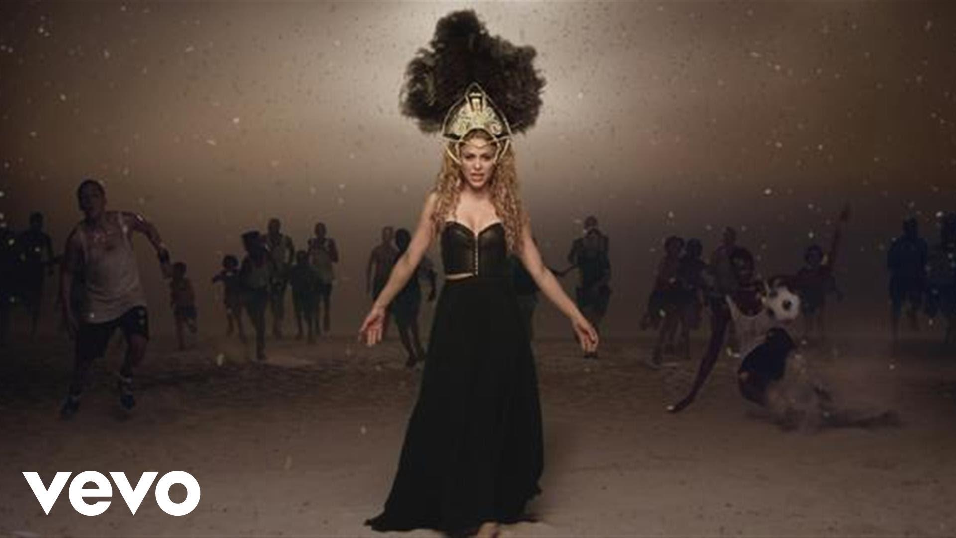 La La La - Shakira ft. Carlinhos Brown