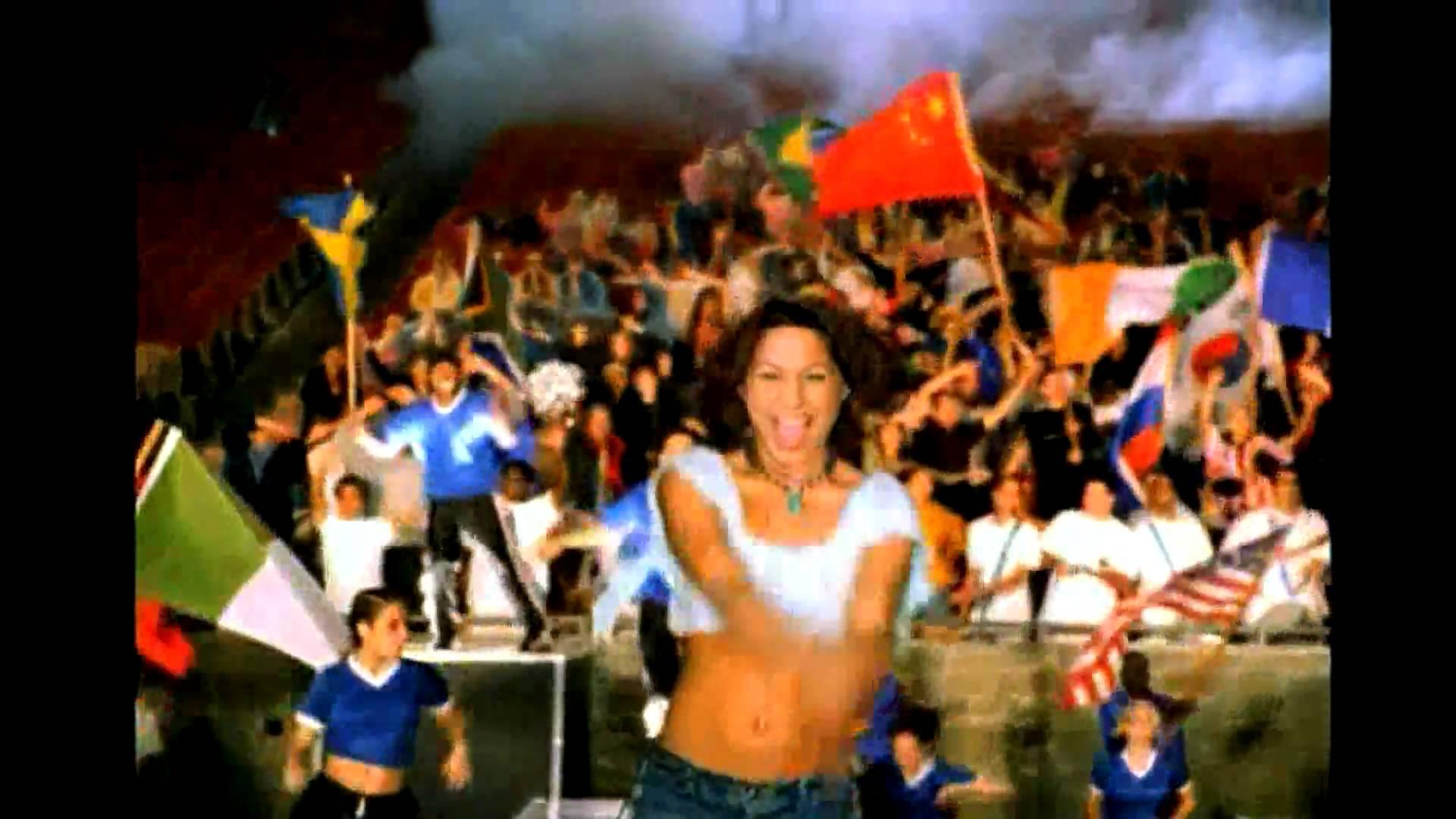 Vamos al Mundial - Jennifer Peña
