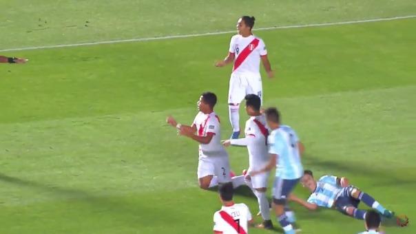 La Selección Peruana Sub 15 perdió 4-1 con Argentina.