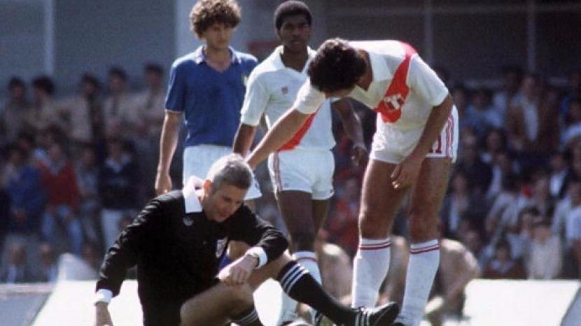 Italia ganó su tercer campeonato mundial en España 1982.