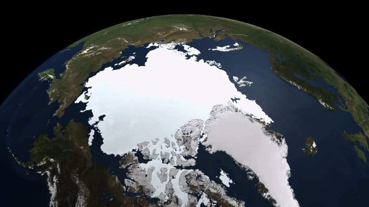 La NASA ha creado un modelo que permite predecir el efecto de deshielo de los glaciares de la Antártida y de Groenlandia