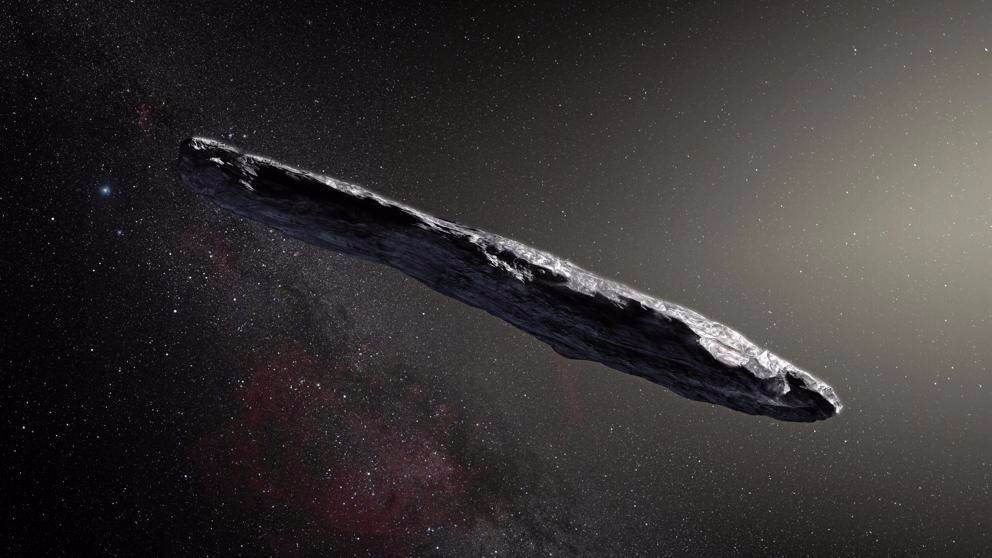 Oumuamua se parece a otros objetos cósmicos.