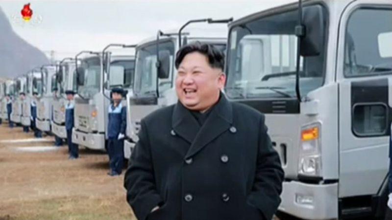 Kim Jong-un habló sobre las sanciones impuestas por la comunidad internacional contra su régimen.