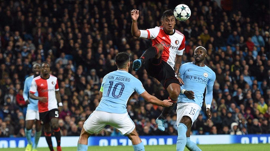 El Feyenoord de Holanda no ha logrado puntos y está eliminado en la fase de grupos.