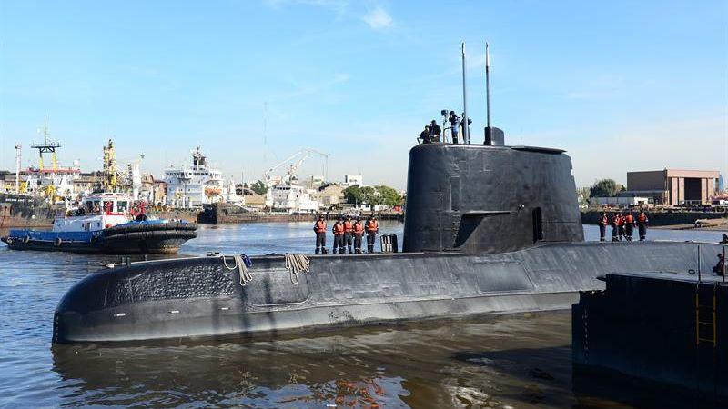 El submarino ARA San Juan -con 44 tripulantes a bordo- lleva seis días desaparecido.