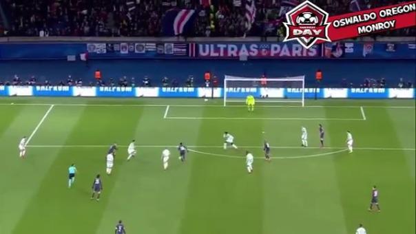 Revisa el gol de Neymar que significó el 2-1 parcial del PSG vs. Celtic.
