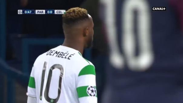 PSG 7-1 Celtic.