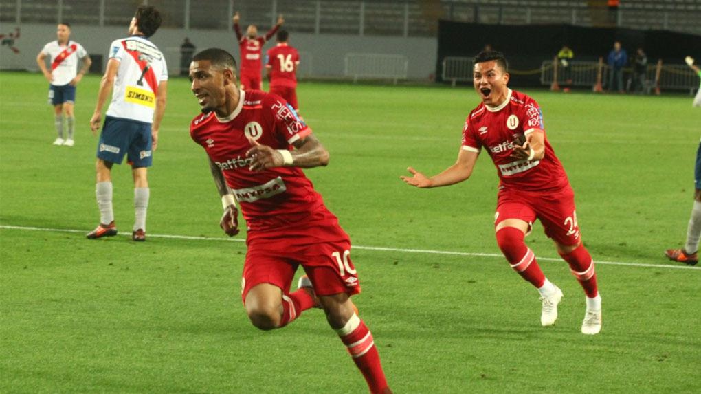 Universitario de Deportes ganó 5-3 a Deportivo Municipal.
