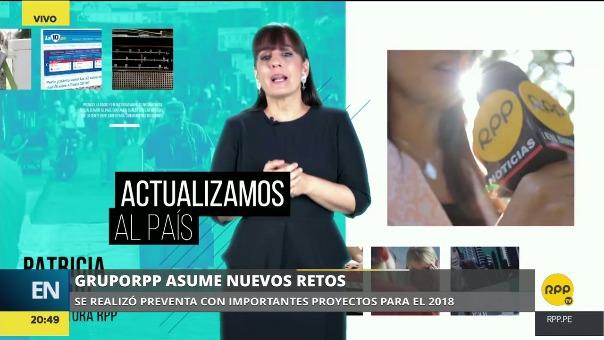 La preventa del Grupo RPP se realizó el miércoles 22 de noviembre.