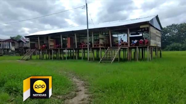La Institución Educativa N° 60097 queda en el Asentamiento Humano 28 de Julio de la ciudad de Iquitos.