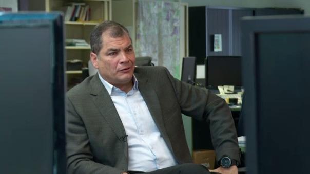 Rafael Correa gobernó Ecuador entre enero de 2007 y mayo de 2017.