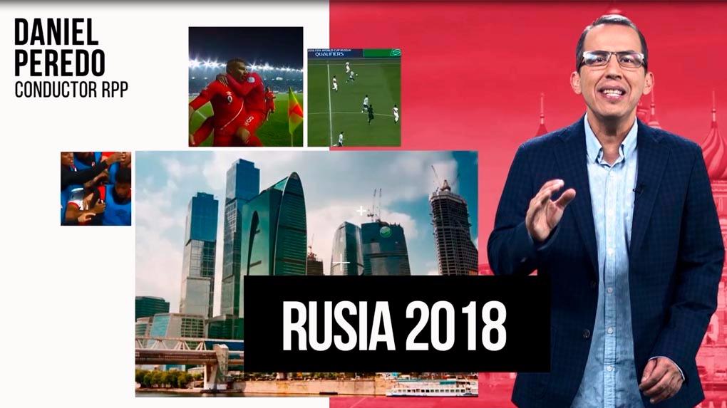 El video presentado por el Grupo RPP en el evento de la preventa 2018.