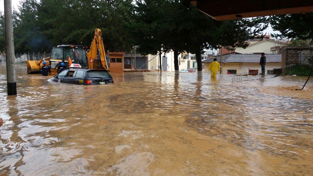 Bañosinos pidieron a las autoridades distritales tomar medidas definitivas para evitar inundaciones