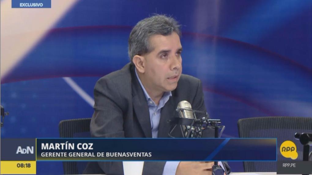 Martín Coz, Gerente de la empresa BuenasVentas, que compró las conservas de pescado con parásitos a China dijo que ningún funcionario chino en el país se ha comunicado con la compañía importadora peruana.