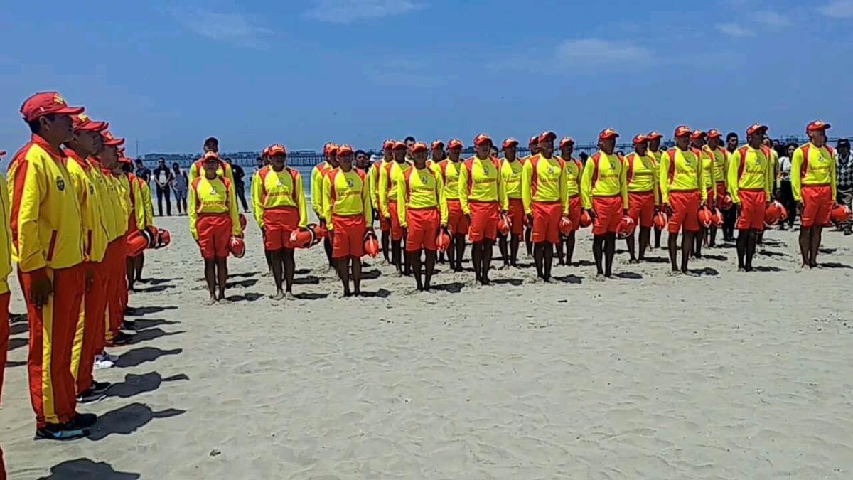 Suboficiales se incorporaron a la unidad de salvataje de la Policía Nacional.