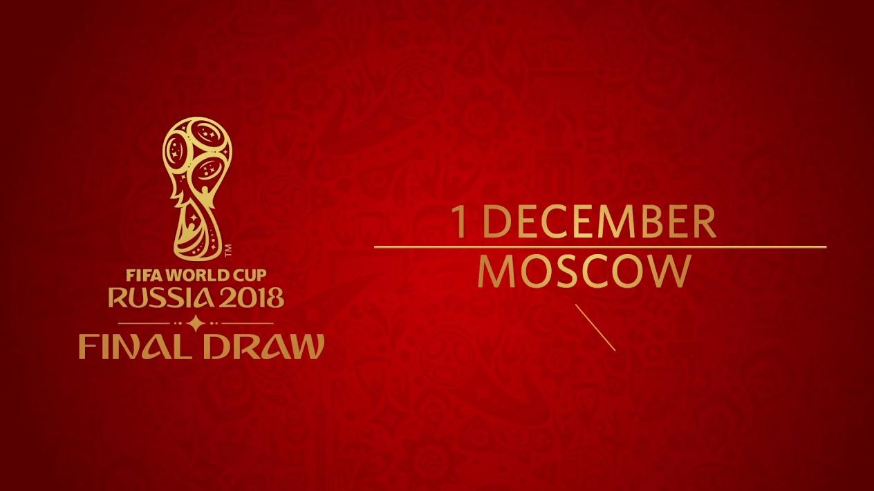Revisa la simulación del sorteo de grupos de Rusia 2018 organizado por la FIFA.