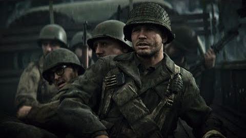 El trailer de la campaña de Call of Duty: WWII.