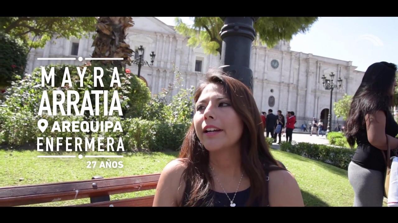 Por su trabajo como enfermera, Mayra sabe de los problemas que padecen los adultos mayores.