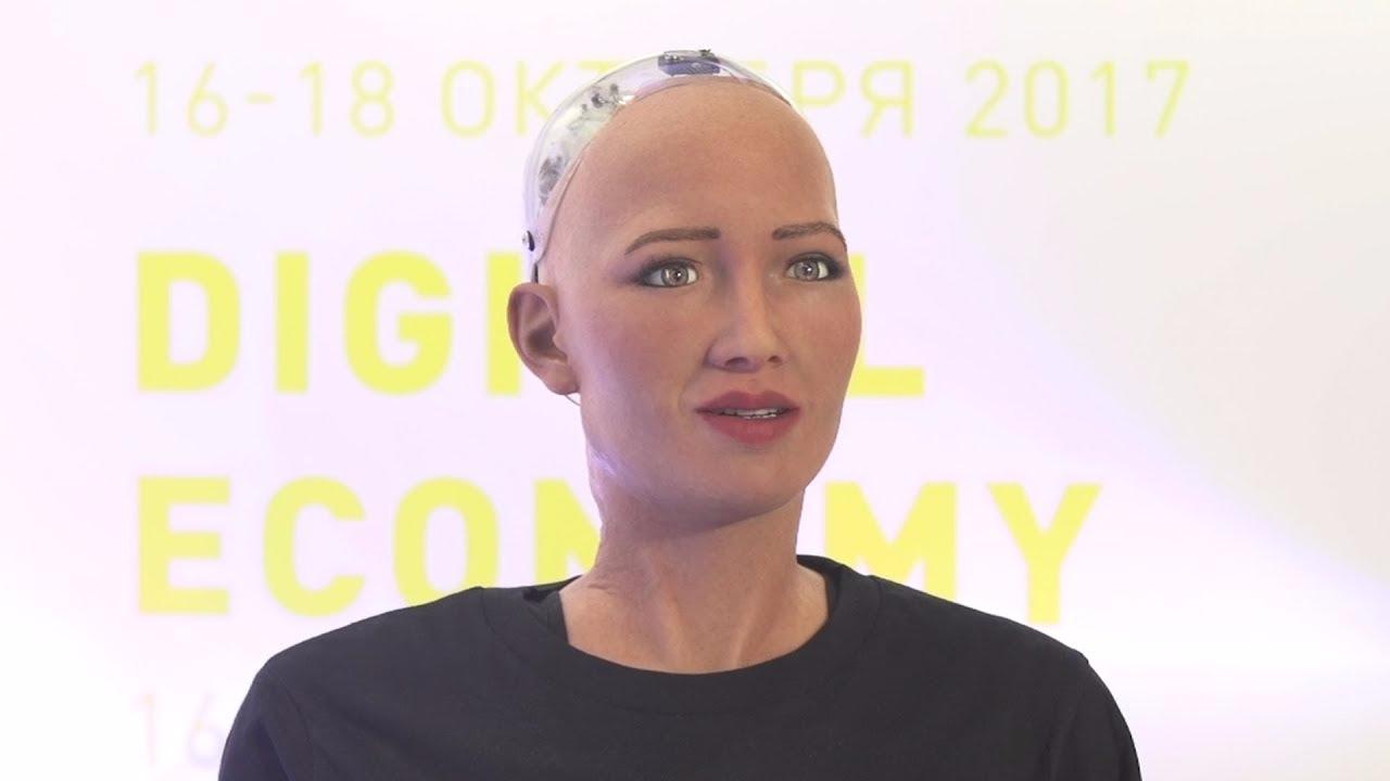 Este androide quiere formar una familia pero también dijo que quiere destruir a la humanidad.