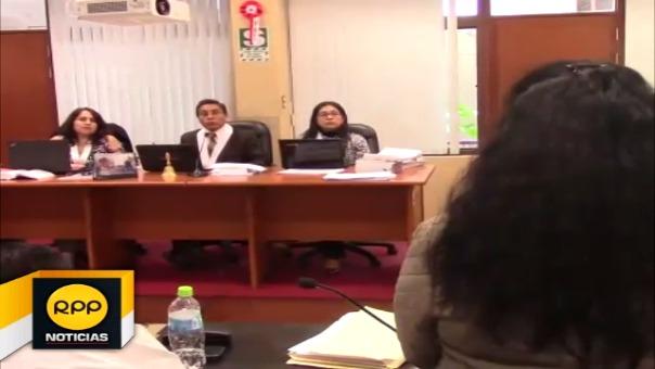 María Angélica Flores Dueñas fue sentenciada a 15 años y 9 meses de cárcel.
