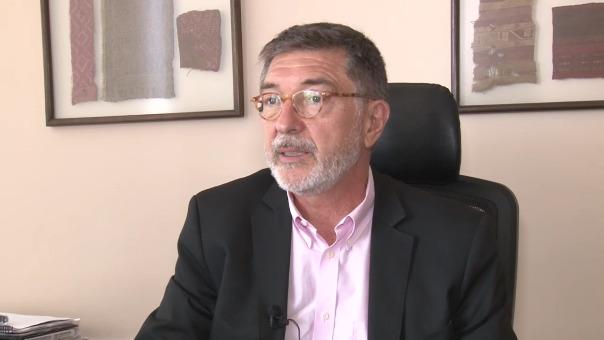 Ningún paciente con VIH debería llegar a ser un paciente con Sida, sostiene Raúl González, vocero de la OPS/OMS.