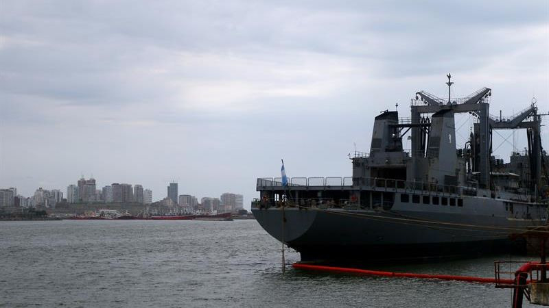 El submarino ARA San Juan lleva desaparecido 15 días, y actualmente es buscado intensamente por miles de personas.