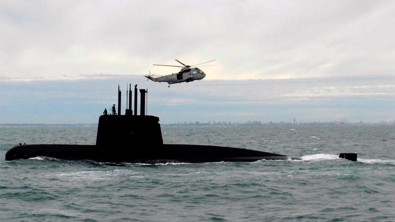 El vocero de la Armada, Enrique Balbi, explicó que tras quince días de búsqueda y pese a contar con el apoyo de 18 países no se logró encontrar la máquina.