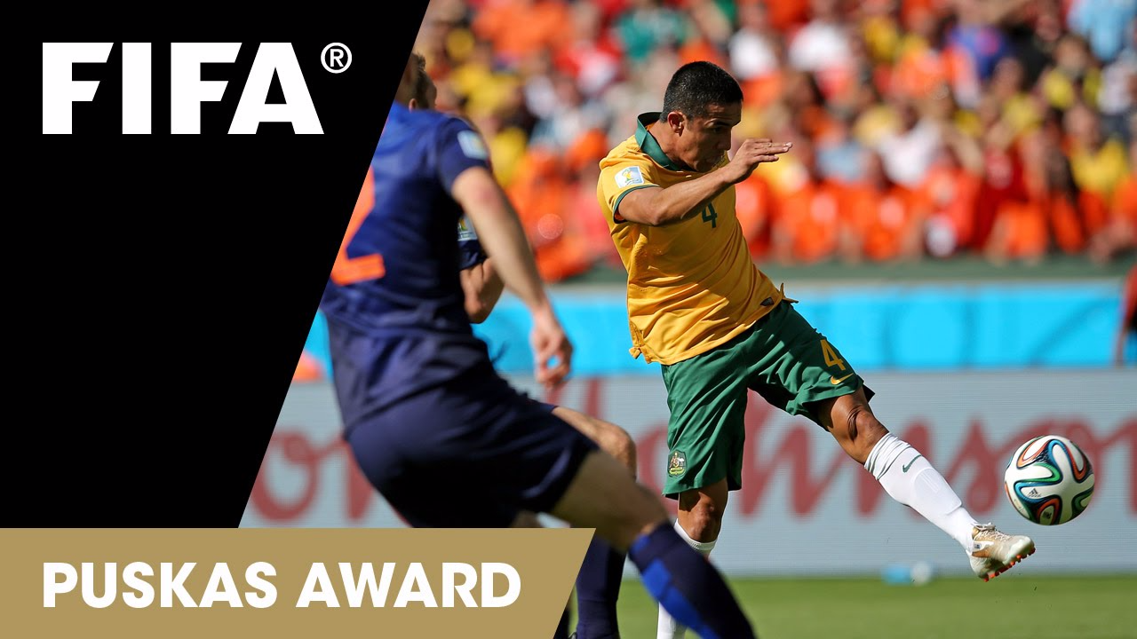 Revive el mejor gol de Tim Cahill en los mundiales y uno de los mejores en Brasil 2014.