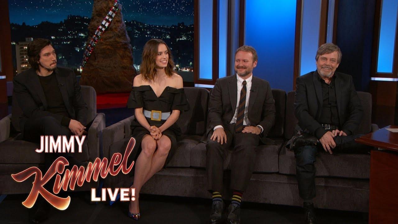 Star Wars en Jimmy Kimmel Live!
