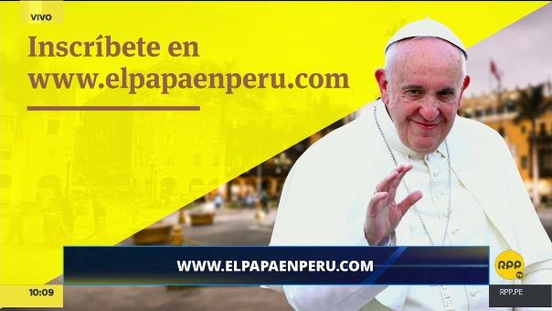 El padre Luis Gaspar dio detalles sobre la inscripción y las recomendaciones de la organización de la misa a los fieles.
